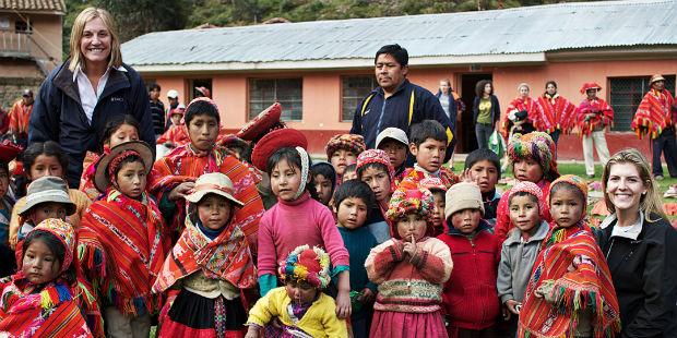 Supporting Livelihoods of the Peruvian Huilloc